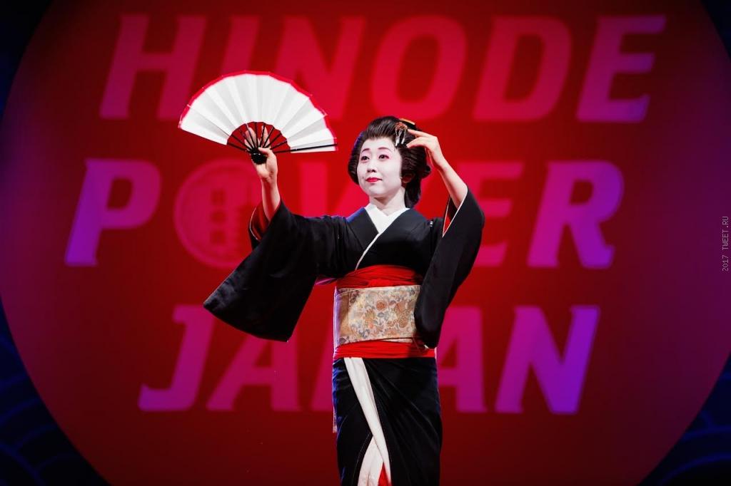 Япония с доставкой: в Москве прошел фестиваль Hinode Power Japan