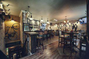 Ирландский паб The Tipsy pub