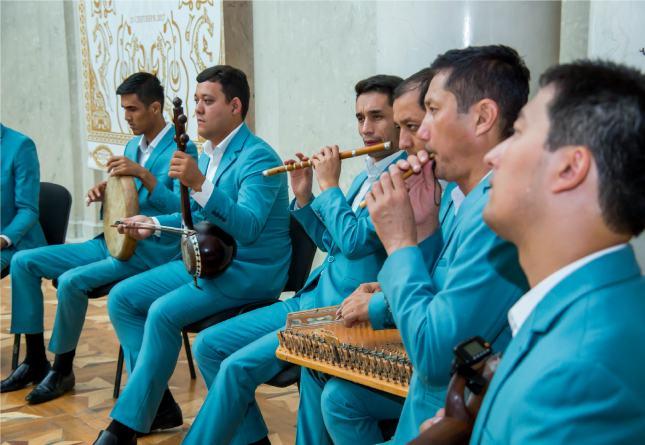 Культурные наследие Узбекистана в собраниях Российской Федерации – путь к диалогу между культурами и странами