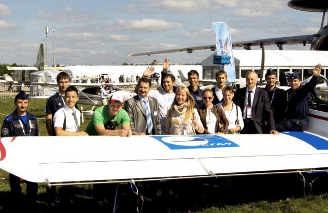 «Новое поколение» и ученые ЦАГИ обсудят будущее авиастроения