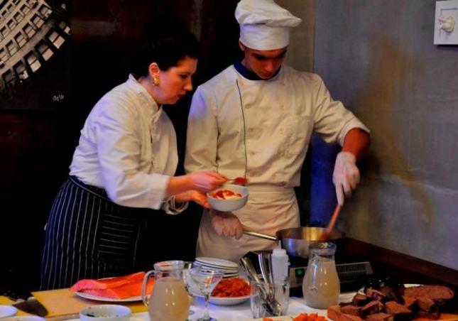 Специалисты по русской кухне из Европы будут популяризировать  гастрономический туризм в Россию