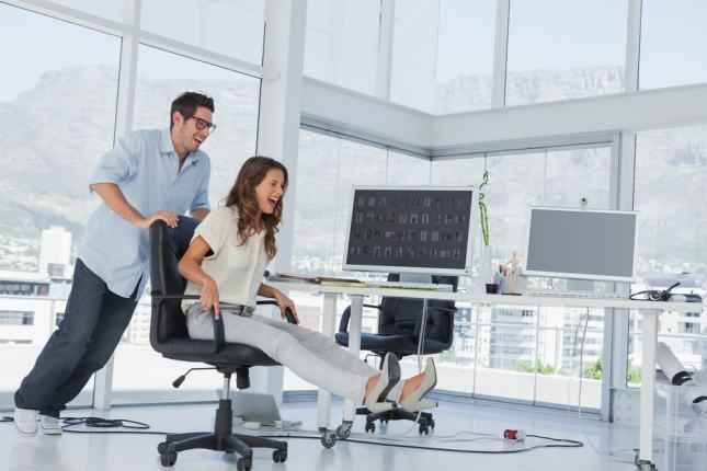 Секрет идеальной рабочей недели: X-Fit против офисной апатии